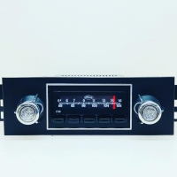CAS SILVER-SERIES AM/FM RADIO CONVERSION : 1973-1979 FORD F-SERIES TRUCK (DELUXE VERSION)