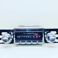 CAS PLATINUM-SERIES BLUETOOTH RADIO CONVERSION : VOLKSWAGEN TYPE-3 (NORTH AMERICAN)