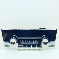 CAS CARBIDE-SERIES BLUETOOTH RADIO CONVERSION : 1958-1960 FORD THUNDERBIRD