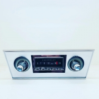 CAS PLATINUM-SERIES BLUETOOTH RADIO CONVERSION : 1966-1967 NOVA / CHEVY II (CHEVROLET)