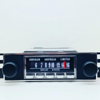 CAS PLATINUM-SERIES BLUETOOTH RADIO CONVERSION : CHRYSLER VALIANT GALANT GA/GB (1969-1973)